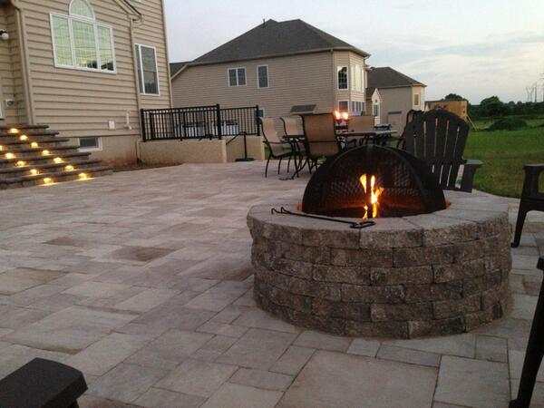 Cst Firepit With Accessory Kit